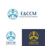 tkmth0103さんの大学病院『救急集中治療部』のロゴへの提案