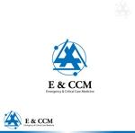 easelさんの大学病院『救急集中治療部』のロゴへの提案