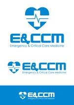 ttsoulさんの大学病院『救急集中治療部』のロゴへの提案