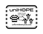 社会起業プロジェクト「ユニホープ」のロゴへの提案