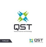 m-spaceさんの「国立研究開発法人 量子科学技術研究開発機構」のロゴマークへの提案