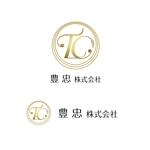 mochizukiさんの豊忠株式会社(脱毛・エステ経営)のロゴ製作への提案
