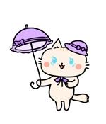 nenekoさんのふわふわ長毛の猫の2頭身キャラクターデザインをお願いいたしますへの提案