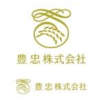 hdo-lさんの豊忠株式会社(脱毛・エステ経営)のロゴ製作への提案