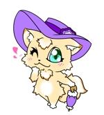 tyapaさんのふわふわ長毛の猫の2頭身キャラクターデザインをお願いいたしますへの提案