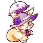 onharunoさんのふわふわ長毛の猫の2頭身キャラクターデザインをお願いいたしますへの提案