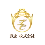coconycさんの豊忠株式会社(脱毛・エステ経営)のロゴ製作への提案