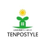 不動産有効活用のマネジメント会社「TENPOSTYLE」のロゴへの提案