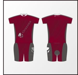 masashige2101さんのサイクルウェアー 上・下デザイン 募集 への提案
