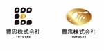 WALRUS1048さんの豊忠株式会社(脱毛・エステ経営)のロゴ製作への提案