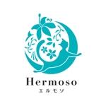 インディバ専門のプライベートエステサロン「Hermoso」のロゴへの提案