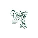 【アロマショップ】GRANFRAROMA のロゴ作成への提案