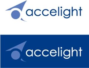 cpo_mnさんの「accelight」のロゴ作成への提案