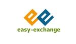 PYANさんの外貨自動両替機システム「easy exchange」のサービスのロゴへの提案