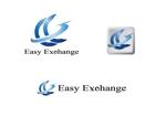 all-eさんの外貨自動両替機システム「easy exchange」のサービスのロゴへの提案