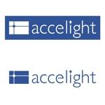 kidsさんの「accelight」のロゴ作成への提案
