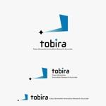 cxd01263さんの「産学連携組織「略称:とびら」のロゴ作成」のロゴ作成への提案