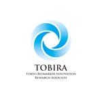 atariさんの「産学連携組織「略称:とびら」のロゴ作成」のロゴ作成への提案