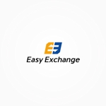 noneさんの外貨自動両替機システム「easy exchange」のサービスのロゴへの提案