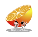 MacMagicianさんの飲食店BistroChina蜜柑のロゴへの提案