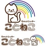 naruheatさんのキャットシッターサービスのロゴへの提案