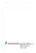 yasu_yasuさんの横浜で新規オープンする不動産仲介店舗の封筒作成(名刺デザインも依頼中)への提案