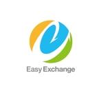 headdip7さんの外貨自動両替機システム「easy exchange」のサービスのロゴへの提案