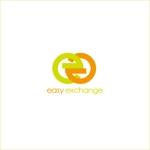 late2525さんの外貨自動両替機システム「easy exchange」のサービスのロゴへの提案