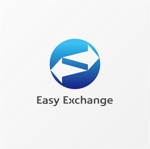 drkigawaさんの外貨自動両替機システム「easy exchange」のサービスのロゴへの提案