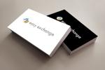 Nyankichi_comさんの外貨自動両替機システム「easy exchange」のサービスのロゴへの提案