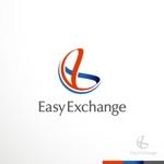 sakari2さんの外貨自動両替機システム「easy exchange」のサービスのロゴへの提案