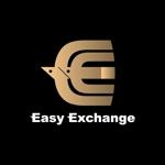 keishi0016さんの外貨自動両替機システム「easy exchange」のサービスのロゴへの提案