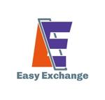 micky-a-55さんの外貨自動両替機システム「easy exchange」のサービスのロゴへの提案