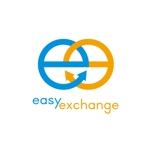 amateurdesignsummitさんの外貨自動両替機システム「easy exchange」のサービスのロゴへの提案