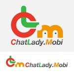 チャットレディ募集サイト「チャットレディモビ」のロゴへの提案