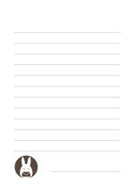tenro106さんの封筒、便箋のデザインへの提案