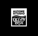 king_jさんの藍染めTシャツに縫い付けるネームタグのロゴデザインへの提案