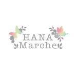 nocco_555さんのTVショッピング番組「ハナマルシェ」のロゴへの提案