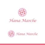 twowayさんのTVショッピング番組「ハナマルシェ」のロゴへの提案