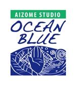 horieyutaka1さんの藍染めTシャツに縫い付けるネームタグのロゴデザインへの提案
