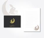 seikopicardさんの封筒、便箋のデザインへの提案