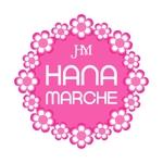 kitten_BlueさんのTVショッピング番組「ハナマルシェ」のロゴへの提案