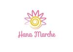 kropsさんのTVショッピング番組「ハナマルシェ」のロゴへの提案