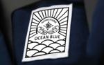 seikopicardさんの藍染めTシャツに縫い付けるネームタグのロゴデザインへの提案
