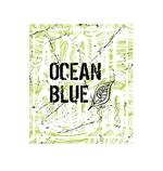 Kouichiさんの藍染めTシャツに縫い付けるネームタグのロゴデザインへの提案