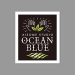 fujiseyooさんの藍染めTシャツに縫い付けるネームタグのロゴデザインへの提案