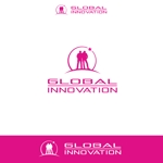 スマートモビリティ取り扱い会社「GLOBAL INNOVATION」のロゴへの提案