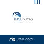 税務会計事務所「スリードアーズ」のロゴへの提案