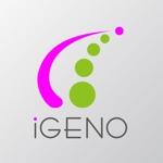 DNA遺伝子検査 「iGENO」のロゴへの提案