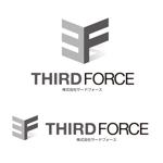 ys_factoryさんの「株式会社サードフォース」のロゴ作成への提案